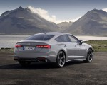 2020 Audi A5 Sportback (Color: Quantum Gray) Rear Three-Quarter Wallpapers 150x120 (10)
