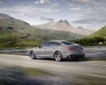 2020 Audi A5 Sportback (Color: Quantum Gray) Rear Three-Quarter Wallpapers 150x120 (4)