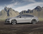 2020 Audi A5 Sportback (Color: Quantum Gray) Side Wallpapers 150x120 (12)