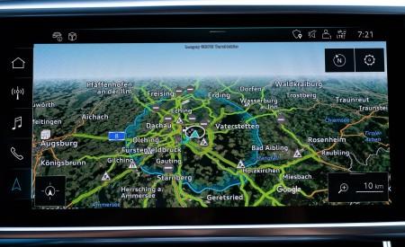 2020 Audi A7 Sportback 55 TFSI e quattro Plug-In Hybrid Central Console Wallpapers 450x275 (57)