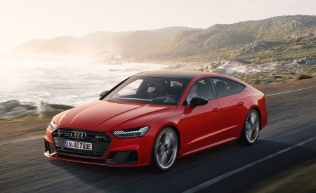 2020 Audi A7 Sportback 55 TFSI E Quattro Wallpapers & HD Images