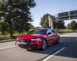 2020 Audi A7 Sportback 55 TFSI e quattro Plug-In Hybrid (Color: Tango Red) Front Three-Quarter Wallpapers 150x120 (13)