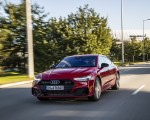2020 Audi A7 Sportback 55 TFSI e quattro Plug-In Hybrid (Color: Tango Red) Front Wallpapers 150x120 (17)