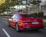 2020 Audi A7 Sportback 55 TFSI e quattro Plug-In Hybrid (Color: Tango Red) Rear Three-Quarter Wallpapers 150x120 (18)