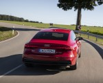2020 Audi A7 Sportback 55 TFSI e quattro Plug-In Hybrid (Color: Tango Red) Rear Wallpapers 150x120 (20)