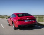 2020 Audi A7 Sportback 55 TFSI e quattro Plug-In Hybrid (Color: Tango Red) Rear Wallpapers 150x120 (7)