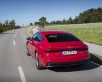 2020 Audi A7 Sportback 55 TFSI e quattro Plug-In Hybrid (Color: Tango Red) Rear Wallpapers 150x120 (8)