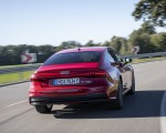 2020 Audi A7 Sportback 55 TFSI e quattro Plug-In Hybrid (Color: Tango Red) Rear Wallpapers 150x120 (21)
