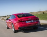 2020 Audi A7 Sportback 55 TFSI e quattro Plug-In Hybrid (Color: Tango Red) Rear Wallpapers 150x120 (9)