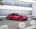2020 Audi A7 Sportback 55 TFSI e quattro Plug-In Hybrid (Color: Tango Red) Side Wallpapers 150x120 (36)