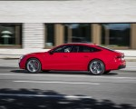 2020 Audi A7 Sportback 55 TFSI e quattro Plug-In Hybrid (Color: Tango Red) Side Wallpapers 150x120 (22)