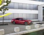 2020 Audi A7 Sportback 55 TFSI e quattro Plug-In Hybrid (Color: Tango Red) Side Wallpapers 150x120 (37)