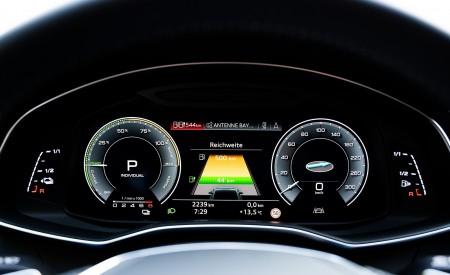2020 Audi A7 Sportback 55 TFSI e quattro Plug-In Hybrid Digital Instrument Cluster Wallpapers 450x275 (54)