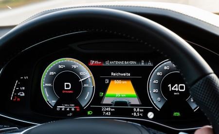 2020 Audi A7 Sportback 55 TFSI e quattro Plug-In Hybrid Digital Instrument Cluster Wallpapers 450x275 (52)