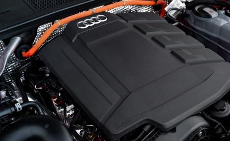 2020 Audi A7 Sportback 55 TFSI e quattro Plug-In Hybrid Engine Wallpapers 450x275 (48)