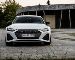 2020 Audi RS 7 Sportback (Color: Glacier White) Front Wallpapers 150x120 (30)