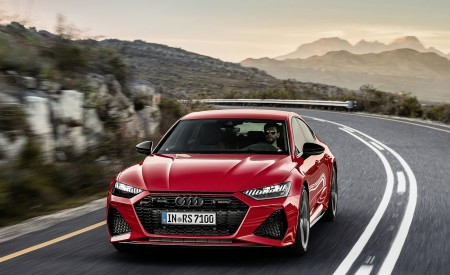 2020 Audi RS 7 Sportback Wallpapers HD