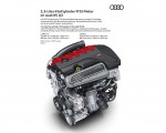 2020 Audi RS Q3 2.5 litre five cylinder TFSI engine in the Audi RS Q3 Wallpapers 150x120