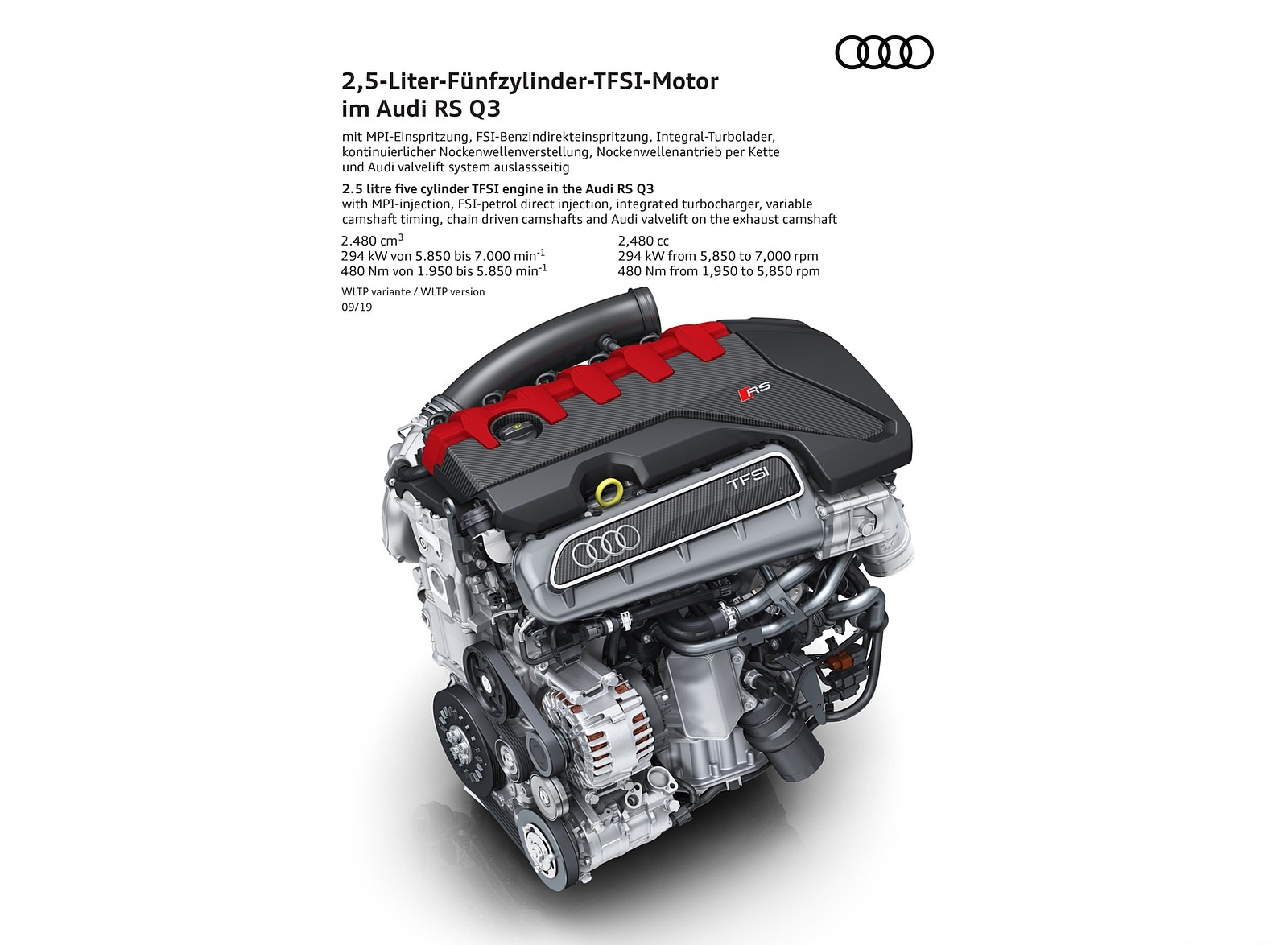 2020 Audi Rs Q3 2 5 Litre Five Cylinder Tfsi Engine In The Audi Rs Q3 Wallpapers 114 Newcarcars