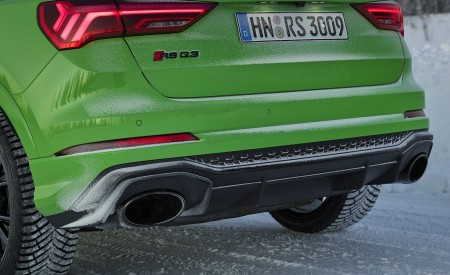 2020 Audi RS Q3 (Color: Kyalami Green) Detail Wallpapers 450x275 (38)
