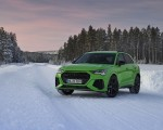 2020 Audi RS Q3 (Color: Kyalami Green) Front Three-Quarter Wallpapers 150x120 (32)