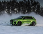 2020 Audi RS Q3 (Color: Kyalami Green) Front Three-Quarter Wallpapers 150x120 (25)