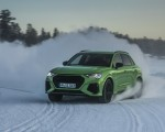 2020 Audi RS Q3 (Color: Kyalami Green) Front Three-Quarter Wallpapers 150x120