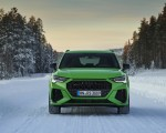 2020 Audi RS Q3 (Color: Kyalami Green) Front Wallpapers 150x120 (33)