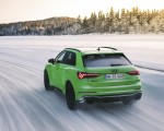 2020 Audi RS Q3 (Color: Kyalami Green) Rear Three-Quarter Wallpapers 150x120 (30)