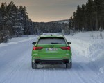 2020 Audi RS Q3 (Color: Kyalami Green) Rear Wallpapers 150x120 (35)