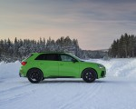 2020 Audi RS Q3 (Color: Kyalami Green) Side Wallpapers 150x120 (36)