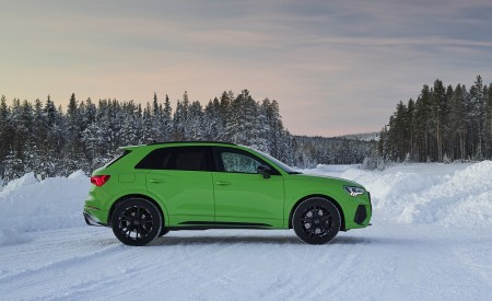 2020 Audi RS Q3 (Color: Kyalami Green) Side Wallpapers 450x275 (36)