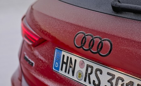 2020 Audi RS Q3 (Color: Tango Red) Detail Wallpapers 450x275 (20)