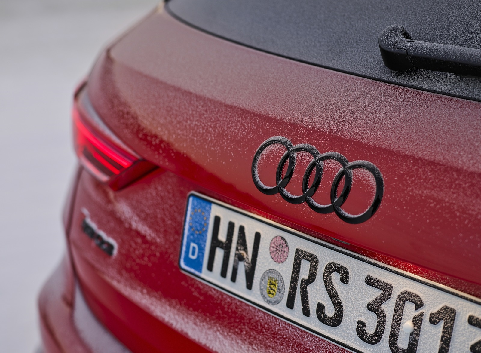2020 Audi RS Q3 (Color: Tango Red) Detail Wallpapers #20 of 116