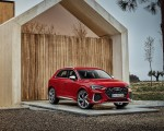 2020 Audi RS Q3 (Color: Tango Red) Front Three-Quarter Wallpapers 150x120