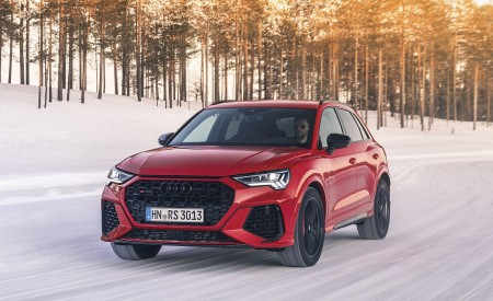 2020 Audi RS Q3 (Color: Tango Red) Front Three-Quarter Wallpapers 450x275 (1)