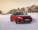 2020 Audi RS Q3 (Color: Tango Red) Front Wallpapers 150x120 (2)
