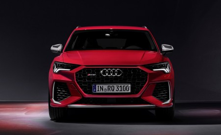 2020 Audi RS Q3 (Color: Tango Red) Front Wallpapers 450x275 (71)