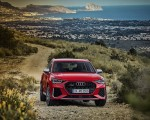 2020 Audi RS Q3 (Color: Tango Red) Front Wallpapers 150x120