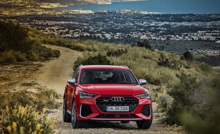 2020 Audi RS Q3 (Color: Tango Red) Front Wallpapers 450x275 (60)