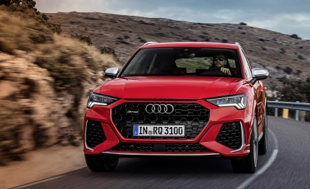2020 Audi RS Q3 (Color: Tango Red) Front Wallpapers 450x275 (52)