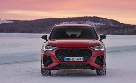 2020 Audi RS Q3 (Color: Tango Red) Front Wallpapers 450x275 (15)