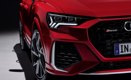 2020 Audi RS Q3 (Color: Tango Red) Headlight Wallpapers 450x275 (78)