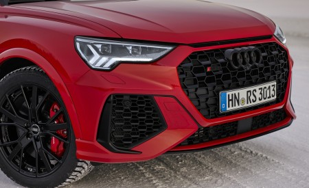 2020 Audi RS Q3 (Color: Tango Red) Headlight Wallpapers 450x275 (19)