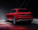 2020 Audi RS Q3 (Color: Tango Red) Rear Three-Quarter Wallpapers 150x120