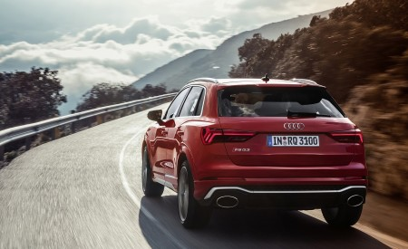 2020 Audi RS Q3 (Color: Tango Red) Rear Wallpapers 450x275 (56)