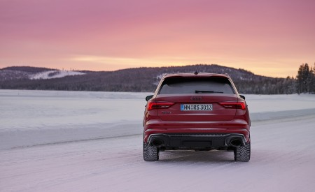 2020 Audi RS Q3 (Color: Tango Red) Rear Wallpapers 450x275 (16)