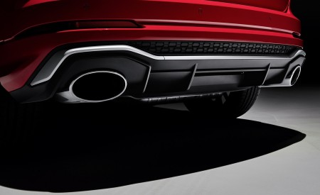 2020 Audi RS Q3 (Color: Tango Red) Tail Light Wallpapers 450x275 (77)
