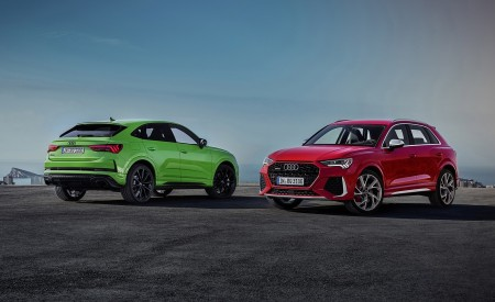 2020 Audi RS Q3 (Color: Tango Red) Wallpapers 450x275 (64)