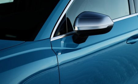 2020 Audi RS Q3 (Color: Turbo Blue) Mirror Wallpapers 450x275 (50)